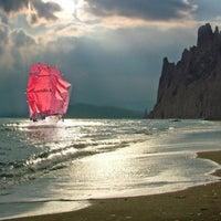 Photo taken at Atlantic Ocean by Lanka🐾😻💋 on 5/6/2013