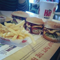 Photo taken at The Habit Burger Grill by Justin C. on 10/14/2012