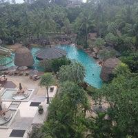 Photo taken at Mövenpick Resort & Spa Karon Beach Phuket by Mete K. on 7/19/2013