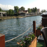 5/10/2013 tarihinde Mete K.ziyaretçi tarafından Göksu Cafe & Restaurant'de çekilen fotoğraf