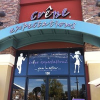 Photo taken at Crepe Expectations by J C. on 1/8/2013