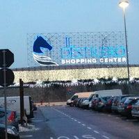 Photo taken at Il Destriero Shopping Center by Aurelio M. on 12/20/2012