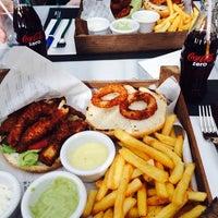 8/30/2014 tarihinde Türkan G.ziyaretçi tarafından Merdiven Cafe & Restaurant'de çekilen fotoğraf