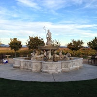 Photo taken at Jacuzzi Family Vineyards by RYOTA O. on 10/31/2012