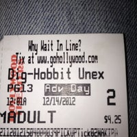 Photo taken at Regal Cinemas Permian Place 11 & IMAX by Junior on 12/14/2012