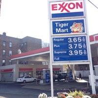 Photo taken at Exxon by Alex T. on 11/12/2012