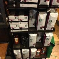 Photo taken at Starbucks by Alex T. on 1/17/2013