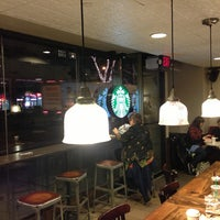 Photo taken at Starbucks by Alex T. on 1/19/2013