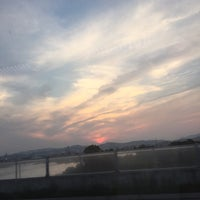 Photo taken at 오송역 BRT 정류장 by Sun S. on 5/20/2016
