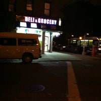 Photo taken at Sweet Apple Deli And Grocery by Dane A. on 10/31/2012