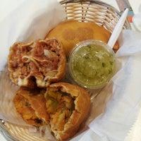 Photo taken at Lito's Empanadas by Rosie P. on 5/15/2013