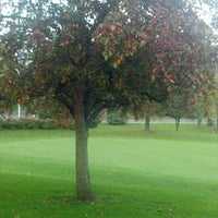 Photo taken at Burnet Park Golf Course by Richard S. on 10/27/2013