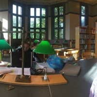 Photo taken at Westmount Library by Ivana C. on 8/12/2015