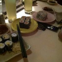 Photo taken at Sushi Tei by Addinda A. on 4/16/2013