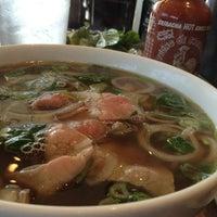 Photo taken at Pho Saigon by Steven A. on 1/23/2013