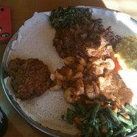 Foto scattata a Lalibela Ethiopian Restaurant da Shicky L. il 2/29/2016