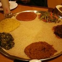 Foto scattata a Lalibela Ethiopian Restaurant da Shicky L. il 2/10/2016