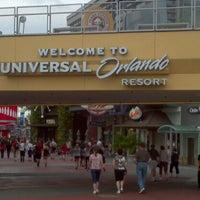 Photo taken at Universal Orlando Resort by Oliver N. on 10/27/2012