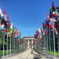 Photo prise au Palais des Nations par Oliver N. le6/2/2013