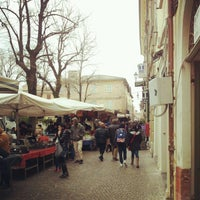 Photo taken at Mercato Di Fano by Marco V. on 1/26/2013