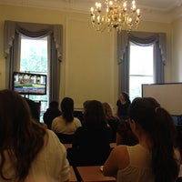 Photo taken at NYU in London Student Centre by Chloe L. on 6/22/2014