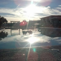 Photo taken at Lake California Community Pool by Jeremy L. on 1/20/2013