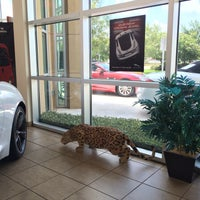 Photo taken at Land Rover Jacksonville by Corinna H. on 6/24/2014