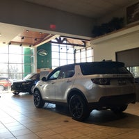 Photo taken at Land Rover Jacksonville by Corinna H. on 2/19/2016