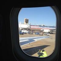 Photo taken at Gate C11 by Corinna H. on 2/28/2013