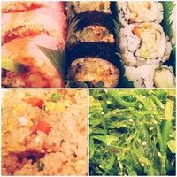 Photo taken at Fuji Sushi by Corinna H. on 11/3/2012