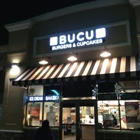Photo taken at Bucu Burger Bar & Bakery by Andrew P. on 2/3/2013