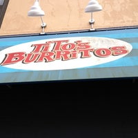 Photo taken at Tito's Burritos & Wings by Andrew P. on 10/20/2012