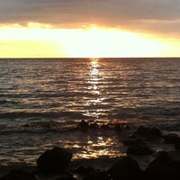 Photo taken at Spencer Beach County Park by Ilanit M. on 10/31/2012