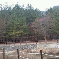 Photo taken at 수통골 by KEY on 12/13/2016