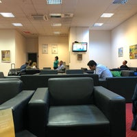 Photo taken at Business Lounge by Jacol on 3/16/2018