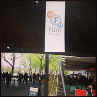 Photo taken at BFI Southbank by Beauty S. on 5/11/2013