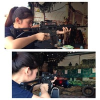 Photo taken at Chang Puak Camp by Marian A. on 12/10/2013