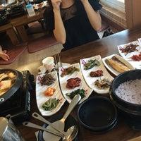 Photo taken at 된장예술 by Nam L. on 7/27/2014
