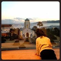 Photo taken at Seaside hotel Maiko Villa by アズママイコ on 2/16/2013