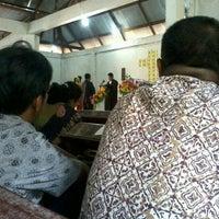 Photo taken at hkbp kasih karunia by Fransius S. on 10/14/2012
