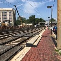 Photo taken at SEPTA Villanova Station by Sandy S. on 6/13/2017