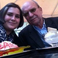 Das Foto wurde bei Eis Café Venezia von Sevgi B. am 4/30/2015 aufgenommen