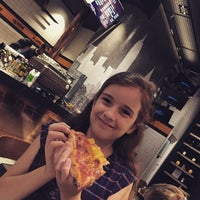 Photo taken at A Slice of New York Pizza by Alison R. on 4/3/2015