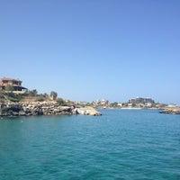 9/14/2013 tarihinde Sena K.ziyaretçi tarafından Denizkızı Beach'de çekilen fotoğraf