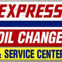 Photo taken at Express Oil Change by Angelshark L S. on 2/3/2014