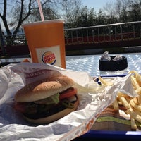 Photo taken at Burger King by Anl A. on 3/18/2013