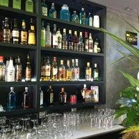 Photo taken at A:M Café & Cocktail Bar by Spiros on 6/16/2013