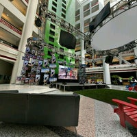Photo taken at Canadian Broadcasting Corporation (CBC) by Michael H. on 8/6/2016