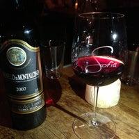 Photo taken at Sofia Wine Bar by Sophia on 4/25/2013