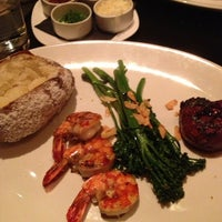 Photo taken at J. Gilbert's Wood-Fired Steaks & Seafood Glastonbury by Kathy F. on 1/28/2013